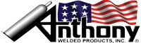 ANTHONY & SON WELDED PROD