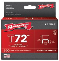 Arrow Fastener T72™ Type Staples