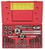 Irwin Hanson® 25-pc Fractional Tap & Adjustable / Solid Round Die Sets