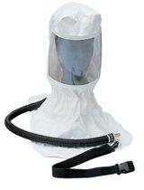 Allegro® Tyvek® Supplied Air Respirator Hoods