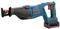 Bosch Power Tools 18V Litheon™ Cordless Reciprocating Saws