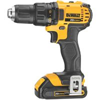 DeWalt® Cordless Compact Drill/Drivers