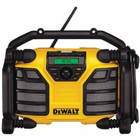 DeWalt® DCR015 12V/20V MAX* Worksite Charger Radios