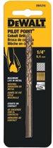 DeWalt® Cobalt Metal Drilling Bits