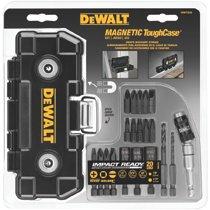 DeWalt® 20-Pc. Impact Ready Magnet ToughCase® Sets