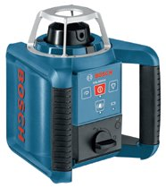 Bosch Power Tools Self Leveling Rotating Lasers