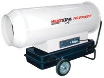 HeatStar Portable Diesel Direct-Fired Heaters