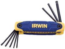 Irwin® Ergonomic Fold-Up Torx® Key Sets