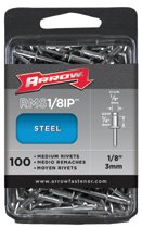 Arrow Fastener Steel Rivets