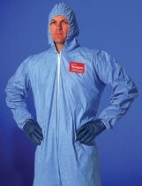 DuPont™ Tempro® Coveralls with attached Hood