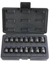 Blackhawk™ 16 Piece Hex Bit Impact Socket Sets