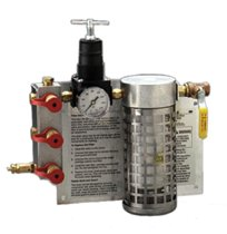 3M Personal Safety Division Compressed Air Filter & Regulator Panels