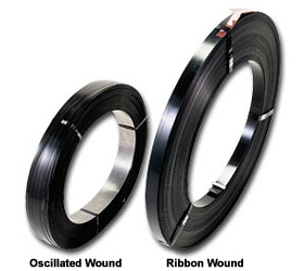 HEAVY-DUTY UNGALVANIZED STEEL STRAPPING