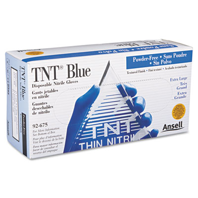 AnsellPro TNT® Disposable Nitrile Gloves