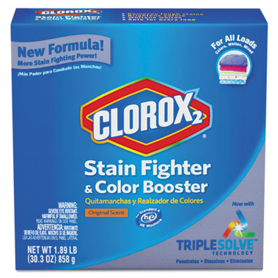 Clorox 2® Stain Remover and Color Booster