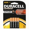 Duracell® CopperTop® Alkaline Batteries with Duralock Power Preserve™ Technology