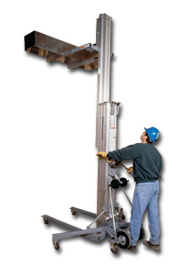 THE GENIE® SUPERLIFT CONTRACTOR®