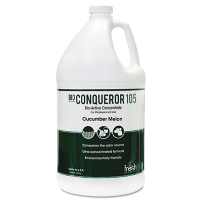 Fresh Products Bio Conqueror 105 Enzymatic Odor Counteractant Concentrate