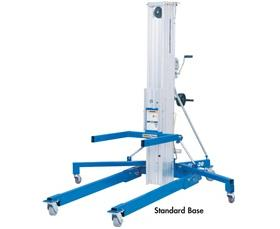 THE INDUSTRIAL/WAREHOUSE SUPERLIFT ADVANTAGE