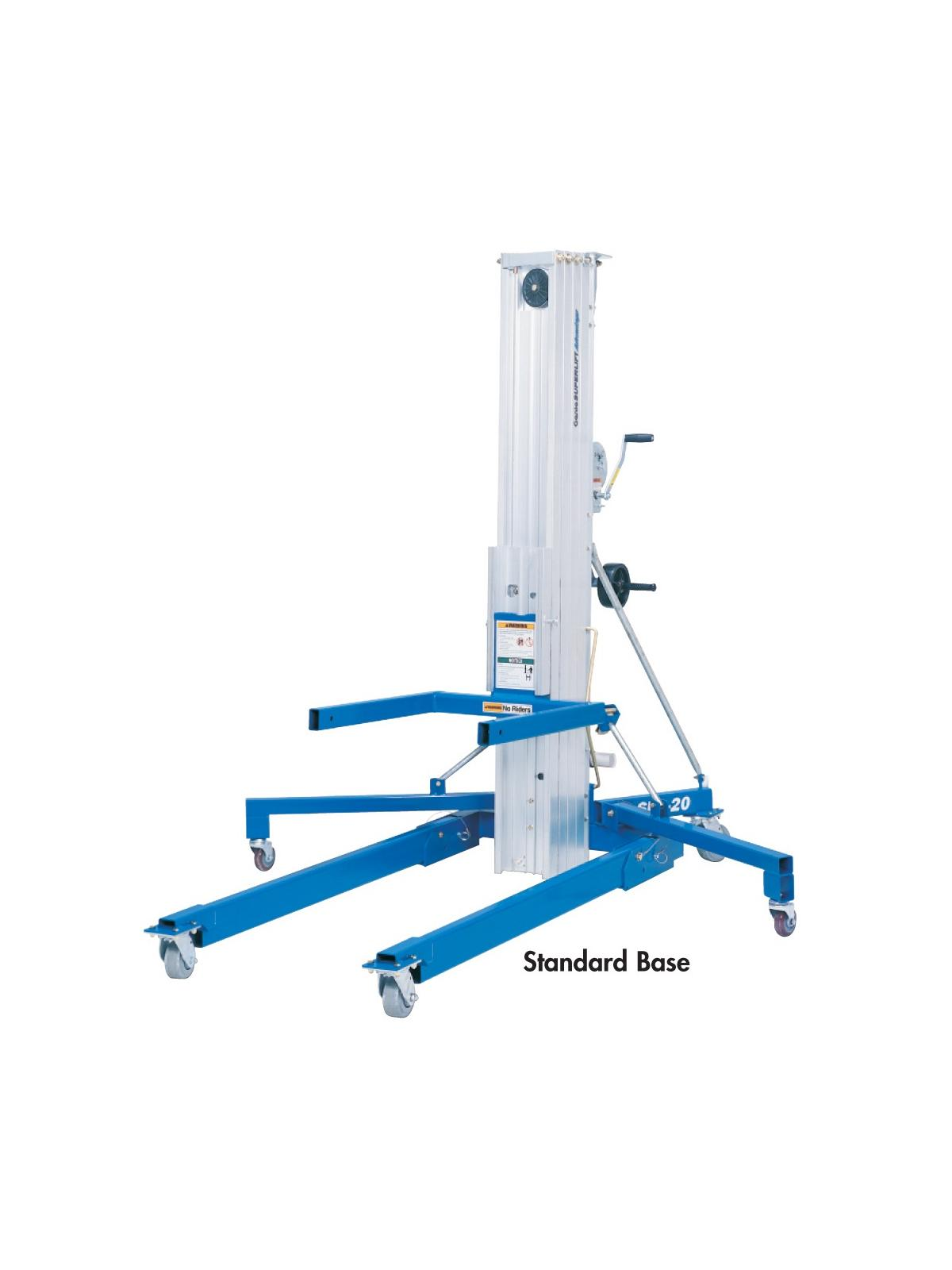 The Genie 174 Superlift Advantage 174 At Nationwide Industrial