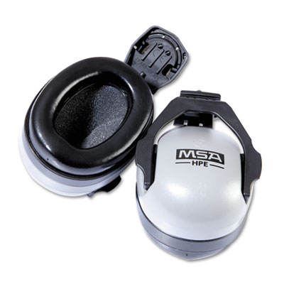 MSA Full Brim Hat Muff™ Ear Protection