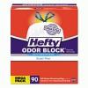 Hefty® Odor Block® Tall-Kitchen Drawstring Bags