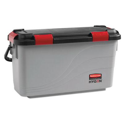 Rubbermaid® Commercial HYGEN™ Executive Microfiber Charging Mop Bucket
