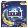 FINISH® Dish Detergent Gelpacs®