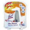 LYSOL® Brand No-Touch™ Kitchen System