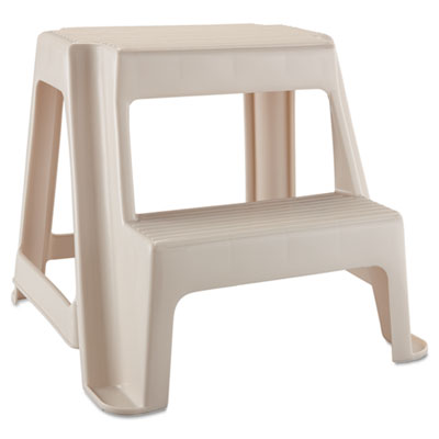 Miraculous Rubbermaid Two Step Stool At Nationwide Industrial Supply Llc Creativecarmelina Interior Chair Design Creativecarmelinacom