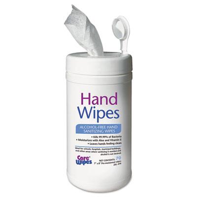 2XL Alcohol Free Hand Sanitizing Wipes
