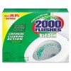 WD-40® 2000 Flushes® Blue Plus Bleach