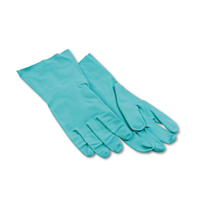 Boardwalk® Nitrile Flock-Lined Gloves