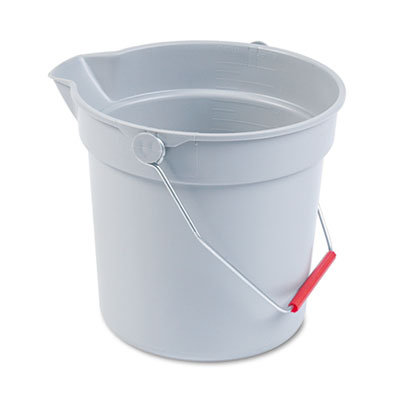 Rubbermaid® Commercial BRUTE® Round Utility Pail