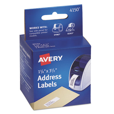 Avery® Thermal Printer Shipping & Address Labels