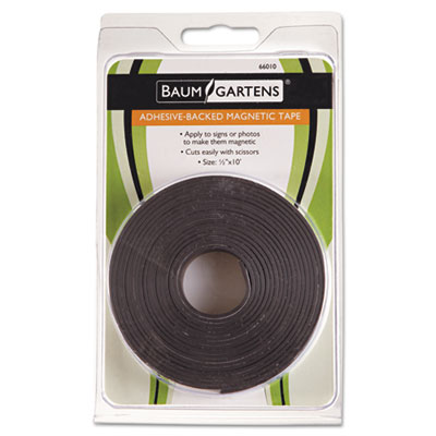 Baumgartens Adhesive-Backed Magnetic Tape