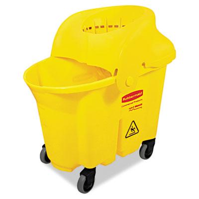 Rubbermaid® Commercial WaveBrake® Institutional Bucket/Strainer Combo