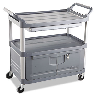 Rubbermaid® Commercial Xtra™ Instrument Cart