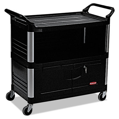 Rubbermaid® Commercial Xtra™ Equipment Cart
