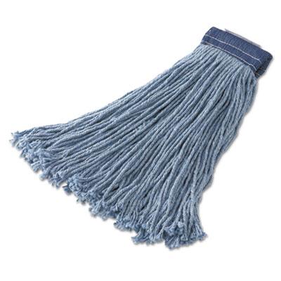 Rubbermaid® Commercial Non-Launderable Cotton/Synthetic Cut-End Wet Mop Heads