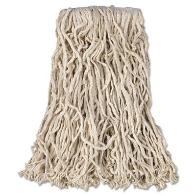 Rubbermaid® Commercial Non-Launderable Economy Cut-End Cotton Wet Mop Heads