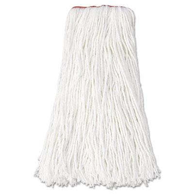 Rubbermaid® Commercial Non-Launderable Premium Cut-End Rayon Mop Heads