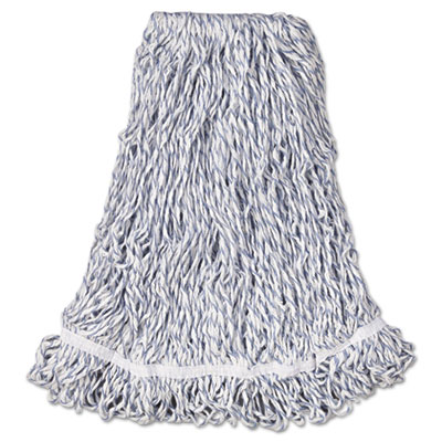 Rubbermaid® Commercial Web Foot® Premium Finish Mop Heads
