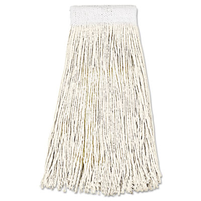 Boardwalk® Saddleback Cut-End Wet Mop Heads