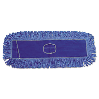 Boardwalk® Blue Dust Mop Head