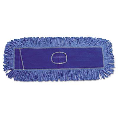 Boardwalk® Blue Dust Mop Head