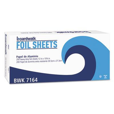 Boardwalk® Pop-Up Aluminum Foil Sheets