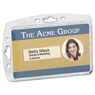 Durable® Replacement Card Holders