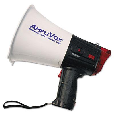 AmpliVox® 10W Emergency Response Megaphone