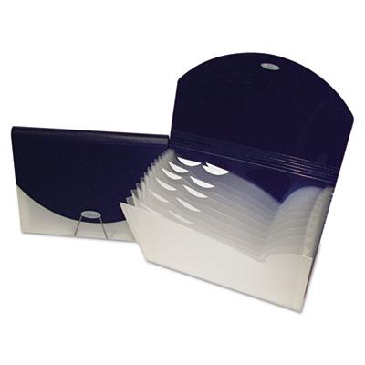C-Line® Expanding File with Designer V-Cut